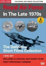 ROYAL AIR FORCE IN THE LATE 1970S: THE DEFINITIVE SHORT FILMS COLLECTION NEW REG