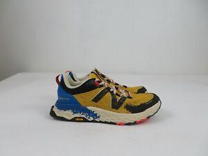 New Balance Fresh Foam Hierro V5 Trail Running Shoes Varsity Gold Mens 8 D