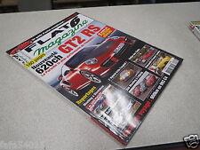 FLAT 6 Magazine n° 232 2010 Porsche GT2 RS 6200 ch *
