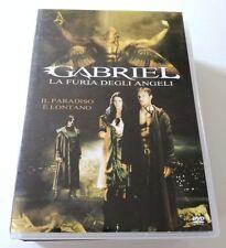 GABRIEL LA FURIA DEGLI ANGELI FILM DVD ITALIANO OTTIMO SPED GRATIS SU +ACQUISTI