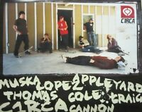 CIRCA vintage 2000 Chad Muska Jamie Thomas skateboard team dealer poster New