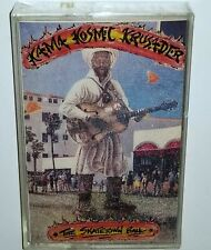 KAMA KAMA CRUSADER SEALED CASSETTE TAPE REGGAE ROCK INDIE PRIVATE ALBUM 1990 lp