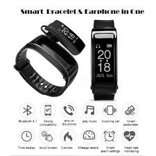 Nuevo Y3 Pulsera Inteligente Smart Reloj Frecuencia Cardíaca Presión Arterial/Ox