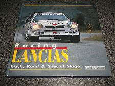 Book. Racing Lancias. Track, Road & Special Stage. Lancia 50 Years of racing 1st