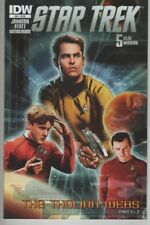 Star Trek #46 comic book JJ Abrams movie TV show series