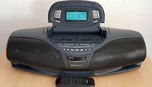 Panasonic RX-DT95 !!! MAGICAL COBRA TOP !!! EINE ABSOLUTE RARITÄT IN EUROPA !!!