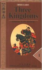 Three Kingdoms: A Historical Novel by Luo Guanzhong, NEW Book, (Paperback) FREE