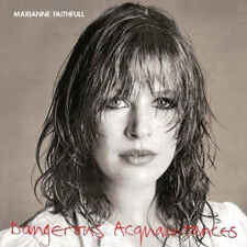 Marianne Faithfull ‎– Dangerous Acquaintances Vinyl LP NEW