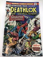 """Lot of 3 Vintage Marvel Comics """"Deathlok"""" Issues 30-32"""