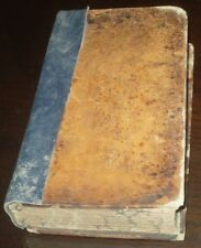1823, FRENCH, DICTIONNAIRE UNIVERSEL DES SYNONYMES DE LANGUE FRANCAISE, LEATHER