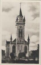 carte postale LUNEVILLE - église Jeanne d'Arc