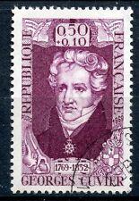 TIMBRE FRANCE OBLITERE N° 1595  CELEBRITE DU XVIII° AU XX° BARON CUVIER