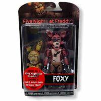 Five Nights At Freddys Fnaf Foxy Funko Figure 2016 Super New Rare