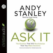 AUDIO - Ask It: The Question That Will Revolutionize How You Make Decisions