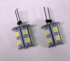 2 BBT Brand 12 volt G4 Bi Pin LED Cool White Dimmable Light Bulbs for RVs