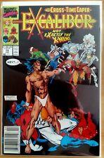 EXCALIBUR #19 (MARVEL Comics) Comic Book VF