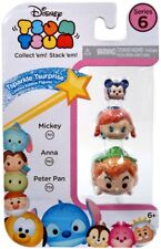 Mickey, Anna & Peter Pan 1-Inch Minifigure 3-Pack T01, T65 & T33