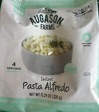 Augason Farms Instant Pasta Alfredo Emergency Food Storage Prep/Camping