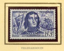 STAMP / TIMBRE FRANCE OBLITERE N° 1207 / CELEBRITE GEOFFROI DE LA VILLECHARDOIN