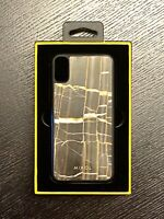 MIKOL Nero GOLD Real Marble Phone Case iPhone X XS NEW UNIQUE STUNNING RRP $129
