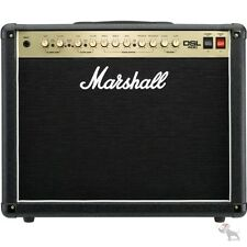 Marshall DSL Series Amp DSL40C 40W All-Tube 1x12 Guitar Combo Amplifier Black