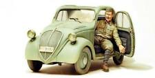 1/35 Scale Resin kit WW2 Italian Car model kit FIAT MOD.500 TOPOLINO (with fig.)