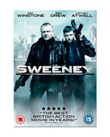 The Sweeney DVD (2013) Damian Lewis, Love (DIR) cert 15 ***NEW*** Amazing Value