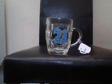 21st Happy Birthday Pint Glass Tankard In Presentation Box BNIB