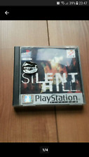 Silent Hill PS1 PSone PSX Playstation Spiel Platinum