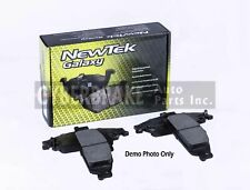 SCD636 Rear Ceramic Brake Pads