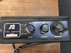 VINTAGE TAIT TWO WAY RADIO T196