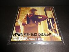 "Taylor Swift ""Everything has Changed"" Featuring Ed Sheeran CD Remix ARGENTINA"