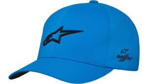 Alpinestars Ageless Delta Hat - Blue/Black