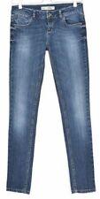 Topshop Indigo, Dark wash Slim, Skinny L32 Jeans for Women