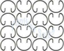 "Sealed Power Speed Pro LR63 Piston Lock Rings Clips Set 16 Chevy SB .927"" Pin"