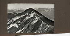 switzerland  Brienz Rothorn Mountain 2350mtr real photo 1950's unposted A113