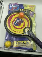 Very Rare Paddle Bop Electronic Game - Manley Toy Quest - Memory Game BRAND NEW