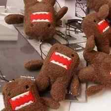 1pc Domo Kun Figure Plush Soft Cartoon Chain Cell Phone Mobile Bag Chain OMG