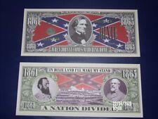 Historic Civil War Banknote'