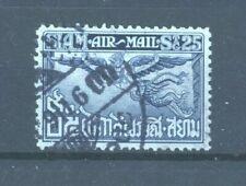 Thailand (Siam) 1925 Air, Garuda Bird 25s, blue, fine used