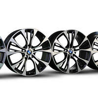 4x BMW X3 F25 X4 F26 21 Zoll Alufelgen 6861374 6861375 Felgen Styling M599 NEU