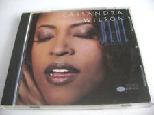 Blue Light 'Til Dawn by Cassandra Wilson (CD, 1993, Blue Note / Capitol Records)