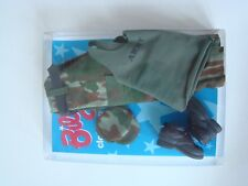 Gay Billy Tyson Army Outfit in Box Camo Fatigues Belt Singlet Boots Cap NO DOLL