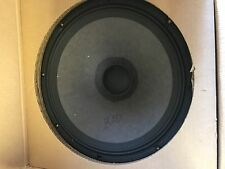 "JBL 615H 8 Ohm 15"" Speaker as-is"