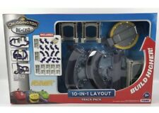 NEW Chuggington Stacktrack 10 in 1 Expansion Track Pack Train 10 Build Layouts