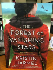 The Forest of Vanishing Stars:A Novel by Kristin Harmel (English) Hardcover Book