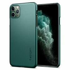 Spigen iPhone 11 Pro Max Case Thin Fit Midnight Green