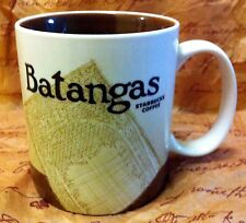 STARBUCKS ICON MUG - BATANGAS PHILIPPINES - MOC - Discontinued