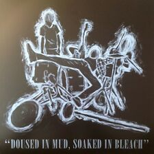 NIRVANA - Doused In Mud Soaked In Bleach COVERS - Silver Vinyl LP - RSD - NEW