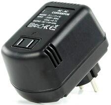45 W Convertidor De Voltaje de funcionamiento 110v-120v Ac dispositivos de a 220 V-240 V Ac
